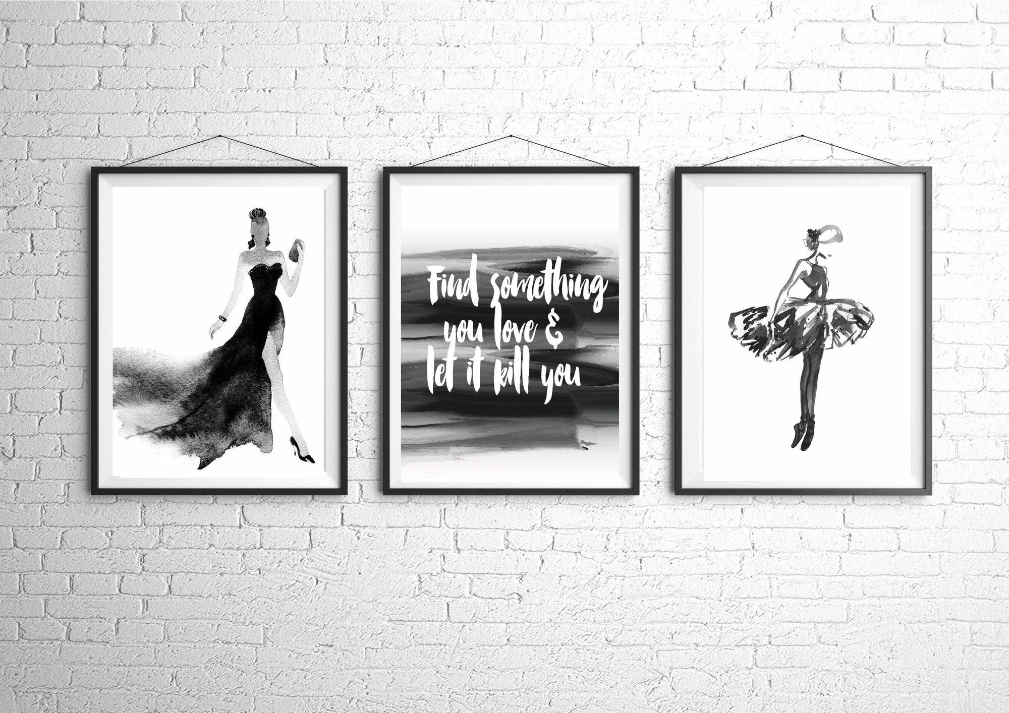 Wall Decor: Chanel Wall Art Photo (View 20 of 25)
