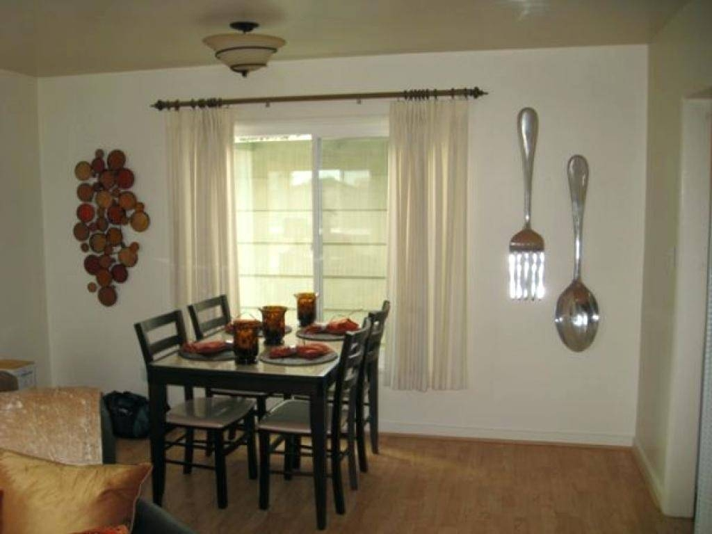 Wall Decor: Chic Large Spoon Wall Decor For Your House (View 22 of 25)