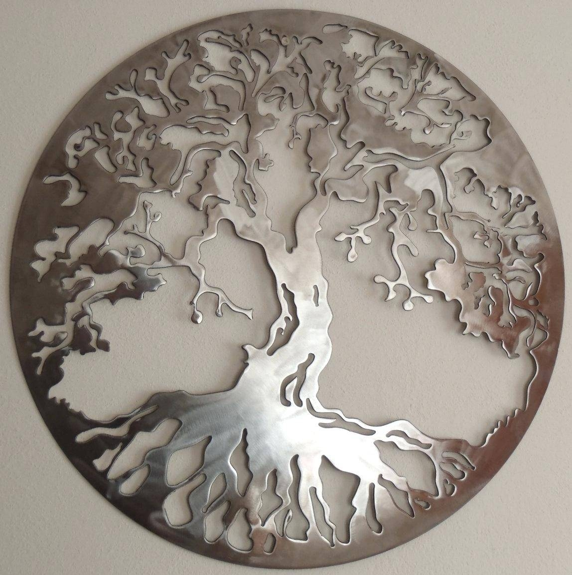 Wall Decor : Click To Expand 105 Metal Wall Art And Sculptures Regarding Most Up To Date Large Metal Art (View 20 of 20)
