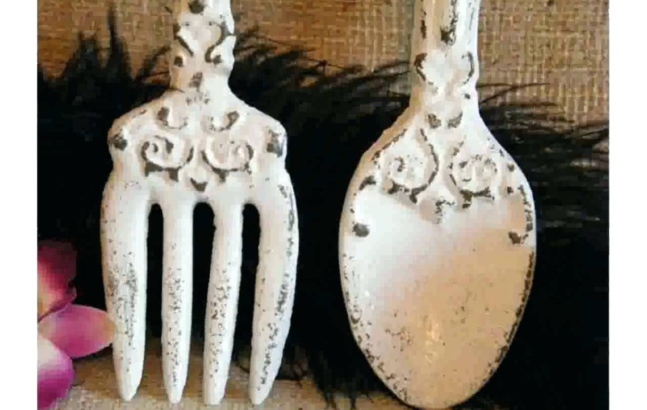 Wall Decor: Compact Utensil Wall Decor For Inspirations (View 18 of 20)