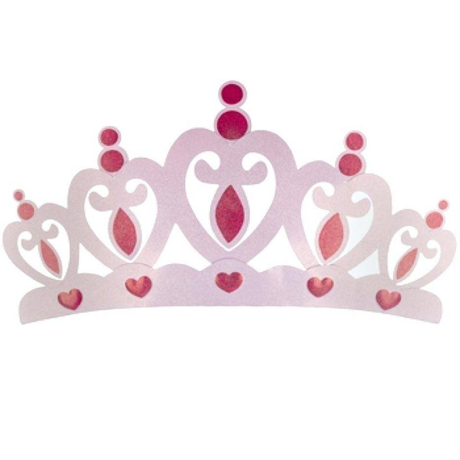 Wall Decor : Cream Pink Princess Crown 3d Wall Art Decor Wall Regarding Recent 3d Princess Crown Wall Art Decor (View 5 of 20)