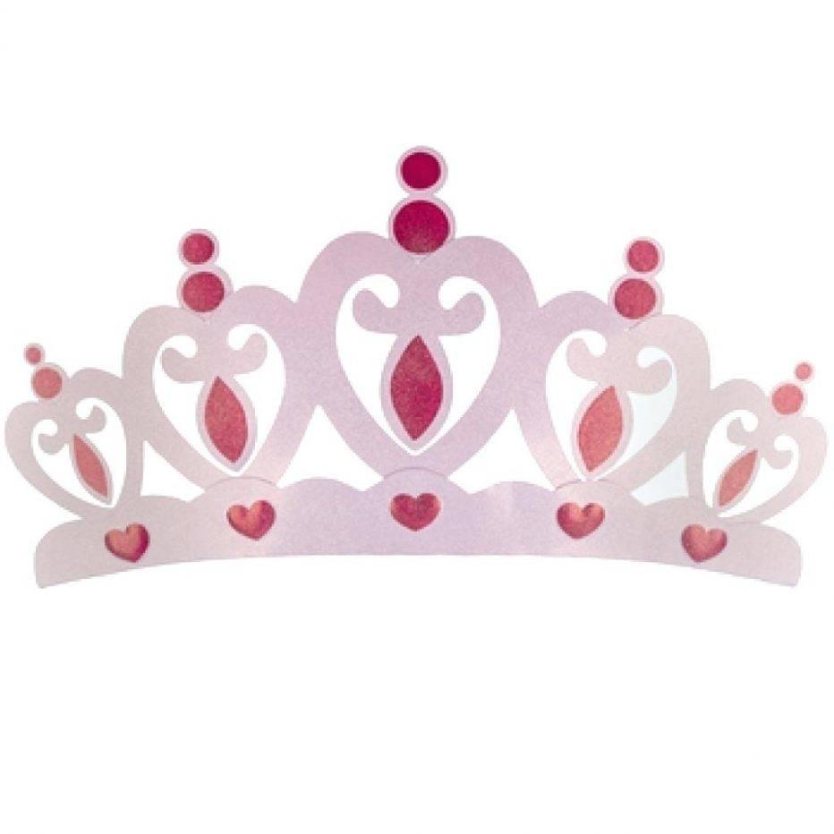 Wall Decor : Cream Pink Princess Crown 3d Wall Art Decor Wall Regarding Recent Beetling Design Crown 3d Wall Art (Gallery 7 of 20)