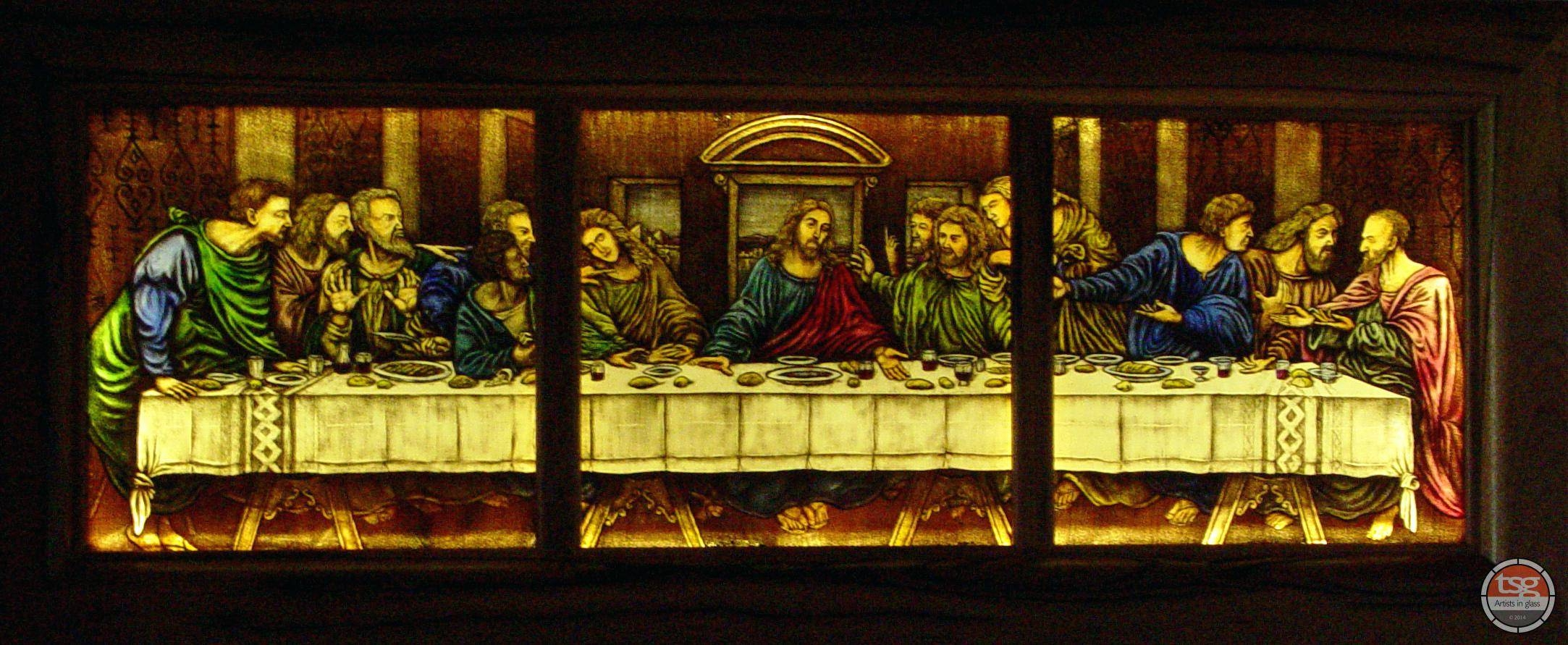 Wall Decor: Ergonomic Last Supper Wall Decor Images (View 2 of 20)