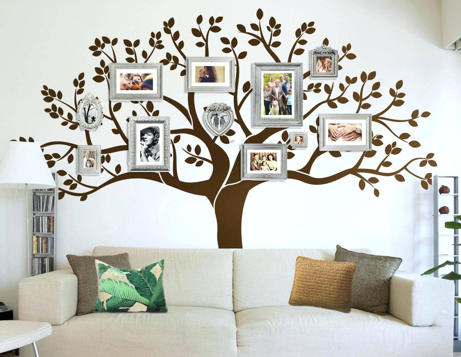 Wall Decor: Gorgeous Picture Frames Wall Decor Pictures (View 24 of 25)