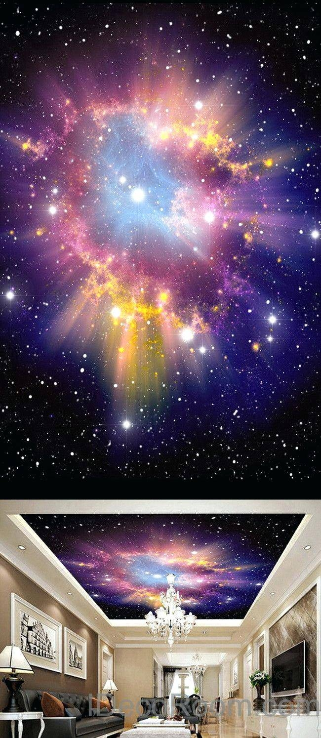 Wall Decor : Great Space Wall Stickers For Kids 129 Amazing Great With Regard To 2018 Outer Space Wall Art (View 25 of 25)