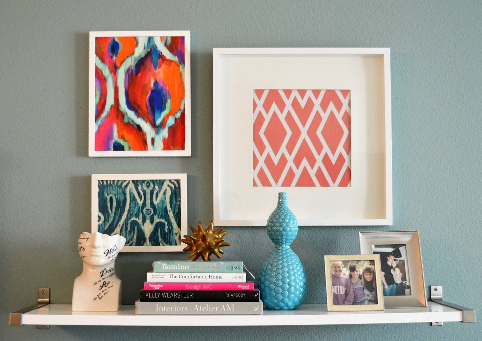 Wall Decor Ideas Pinterest : Examples Of Wall Decoration Ideas For Current Pinterest Wall Art Decor (View 21 of 25)