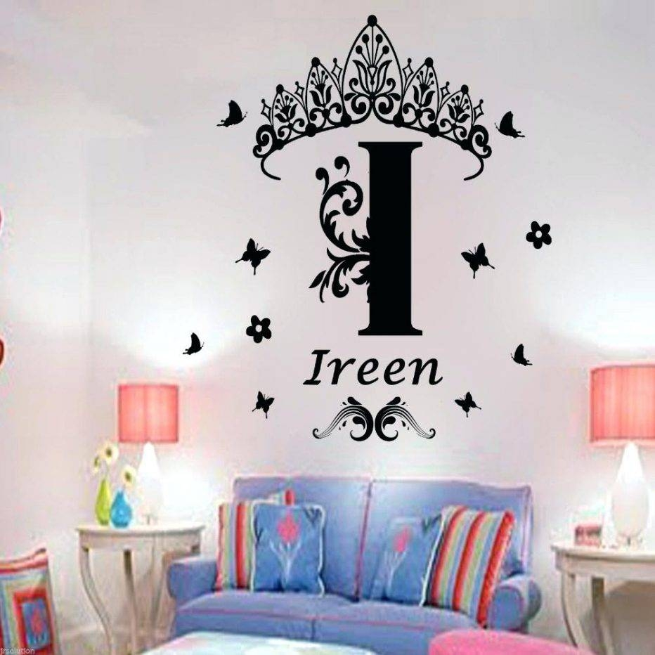 Wall Decor : Impressive In Most Recent Princess Crown Wall Art (View 19 of 25)