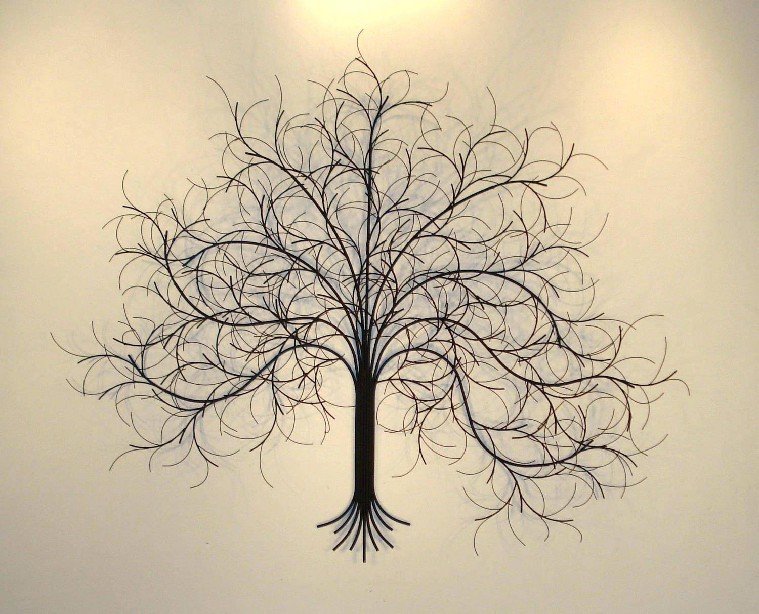 Wall Decor: Impressive Kohl's Metal Wall Decor For Your House With Regard To Most Popular Kohls Metal Tree Wall Art (View 6 of 30)
