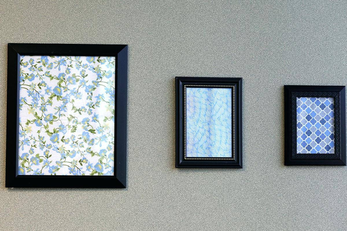 Wall Decor: Mesmerizing Fabric Wall Decor Ideas Ideas (View 20 of 20)