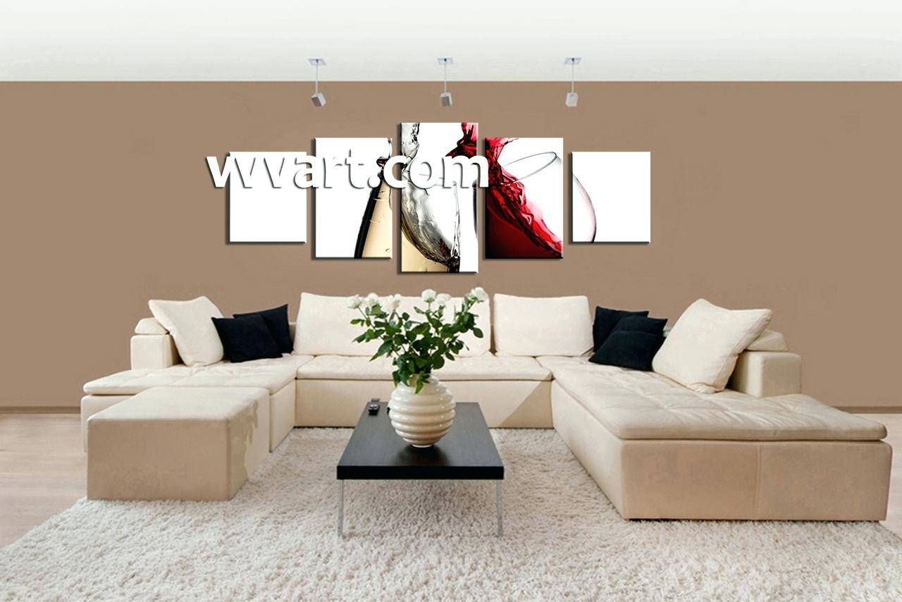 Wall Decor : Metal Wine Bottle Wall Decor Home Wall Daccor5 Piece Throughout Best And Newest Wine Theme Wall Art (Gallery 11 of 20)