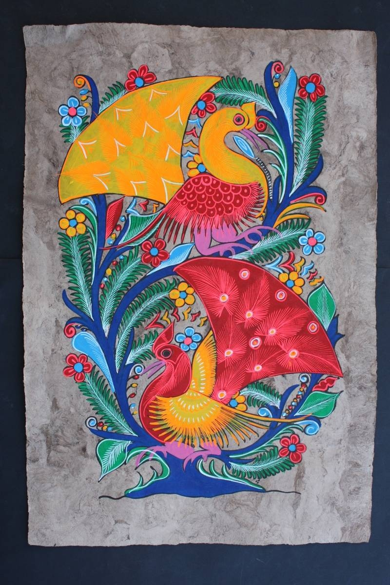 Wall Decor: Mexican Wall Art Design (View 28 of 30)