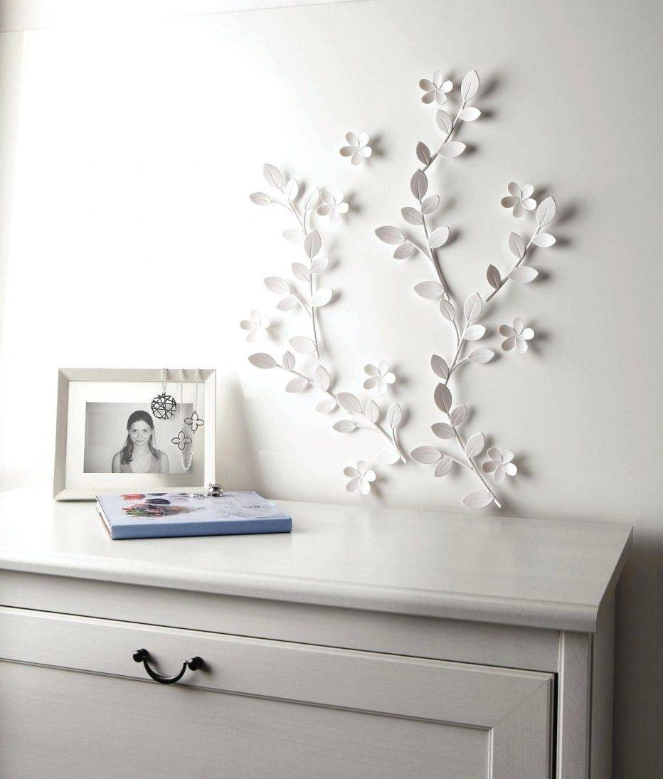 Wall Decor : Modern 3D Flower Wall Decor Wall Art Design Wall Regarding Most Popular Umbra 3D Flower Wall Art (View 18 of 20)