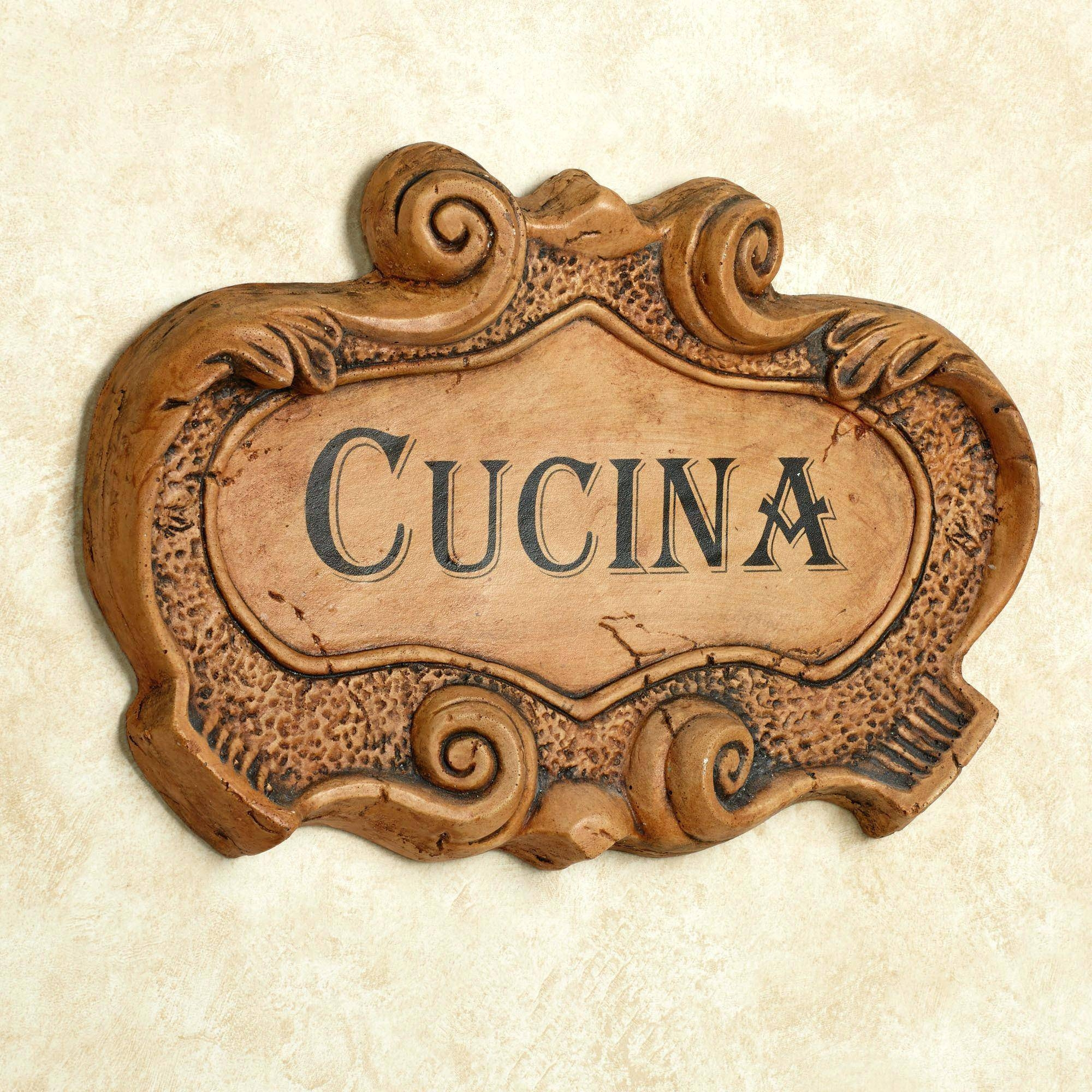 Wall Decor : Modern Dress Up Your Walls With Pieces From This Within Most Recent Cucina Wall Art (View 2 of 30)