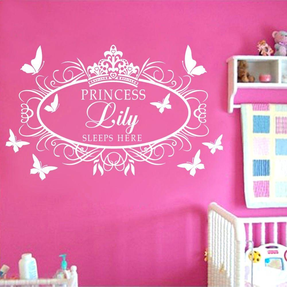 Wall Decor : Princess Carriage Cake Wall Inspirations 82 Superb Regarding Most Recent Princess Canvas Wall Art (View 19 of 20)