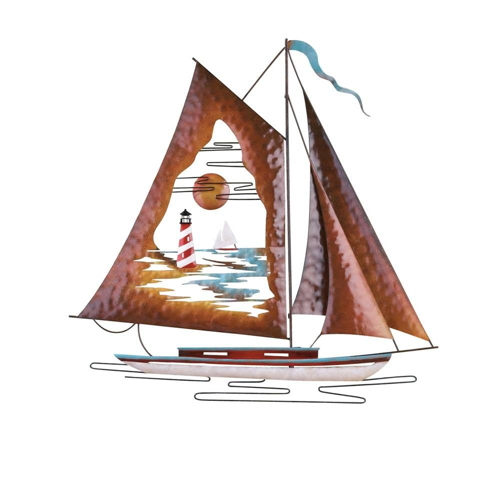 Wall Decor: Sailboat Wall Art Pictures (View 20 of 30)