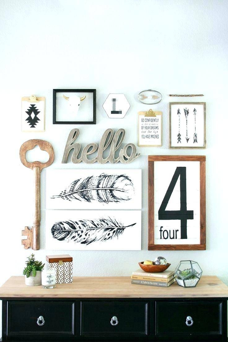 Wall Decor: Splendid Inspirational Wall Decor Plaques Design (View 10 of 20)