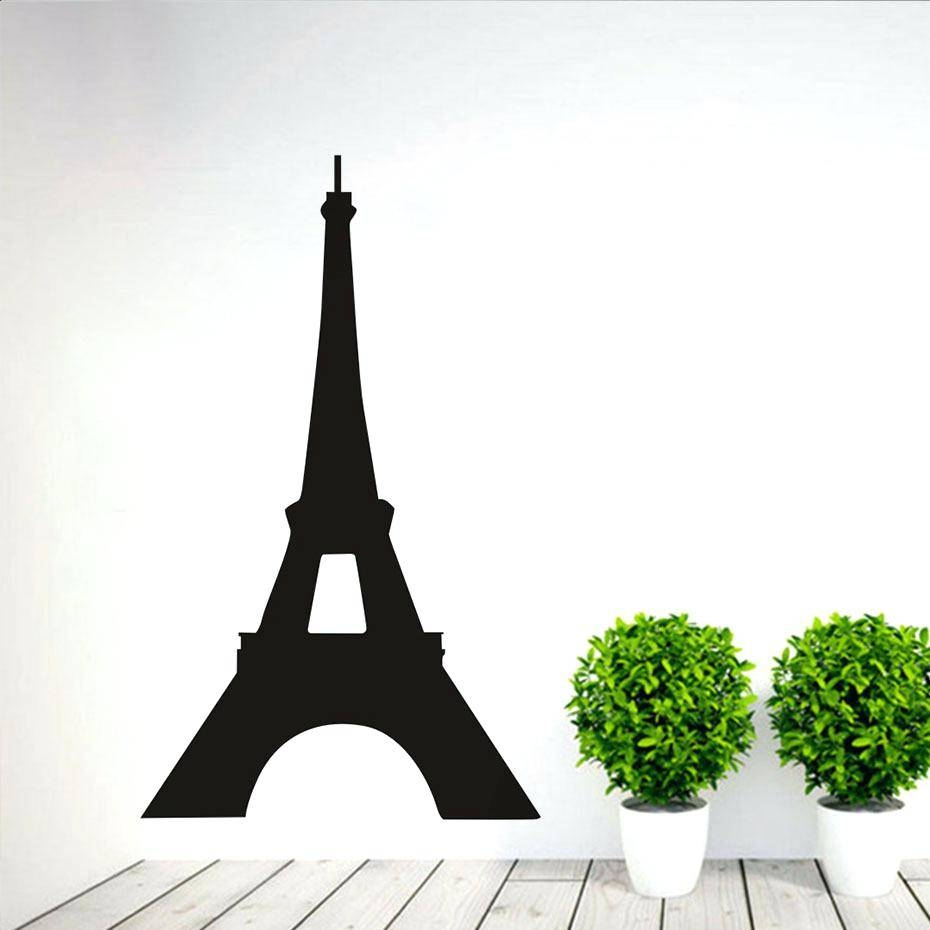 2018 Latest Eiffel Tower Wall Hanging Art