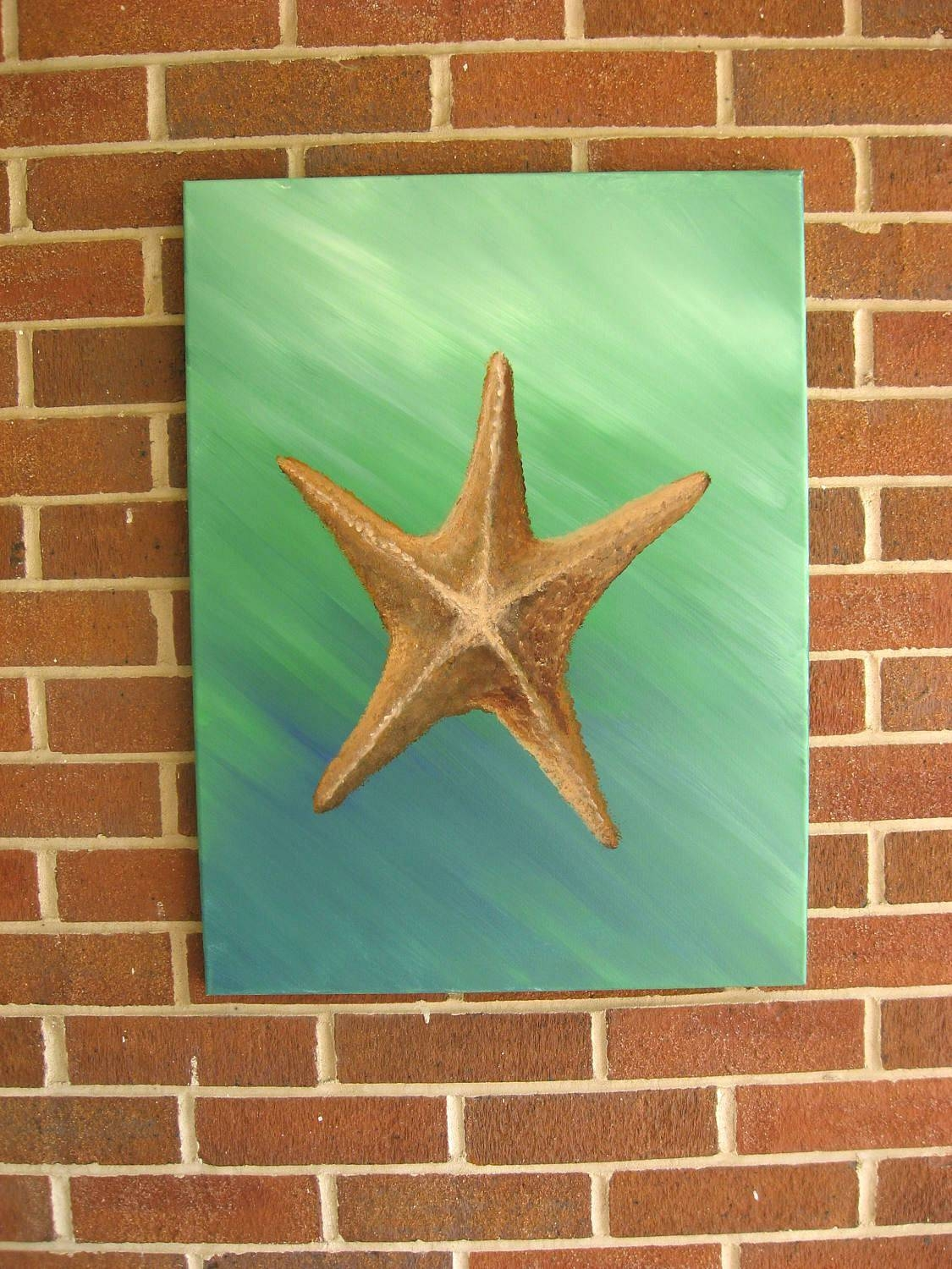 Wall Decor : Starfish Seagrass Wall Decor Pier 1 Imports Splendid In Latest Large Starfish Wall Decors (View 14 of 25)