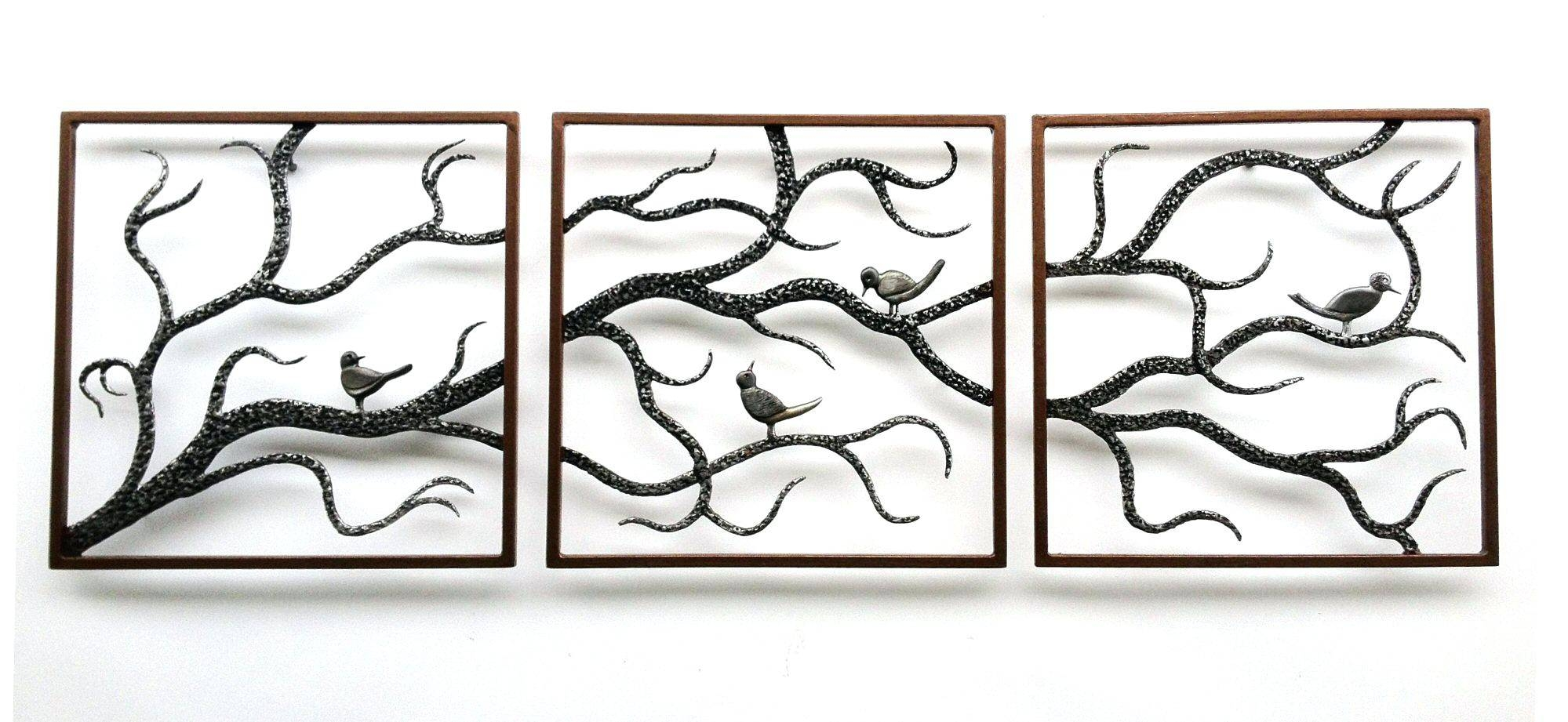 Wall Decor : Stupendous I Also Have A Fair Amount Of Wrought Iron For Most Up To Date Wrought Iron Tree Wall Art (View 16 of 20)
