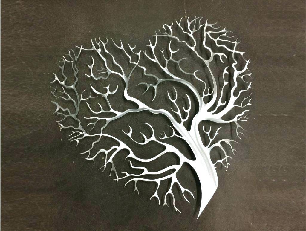 Wall Decor : Superb 36 In 124 Wrought Iron Tree Wall Decor 36 In For Most Popular Wrought Iron Tree Wall Art (View 5 of 20)