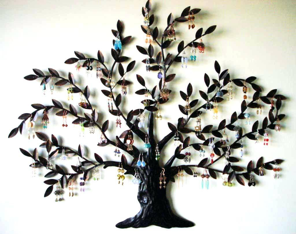 Wall Decor : Superb 36 In 124 Wrought Iron Tree Wall Decor 36 In Within Recent Wrought Iron Tree Wall Art (View 6 of 20)