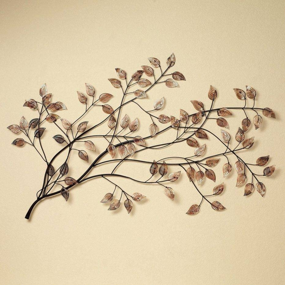 Wall Decor: Superb Leaf Wall Decor For Home Design (View 23 of 25)