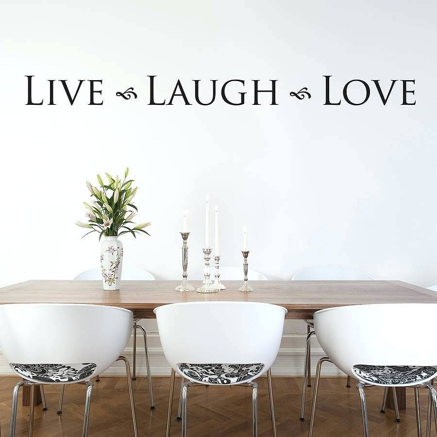 Wall Decor: Superb Live Love Laugh Wall Decor Inspirations (View 12 of 25)