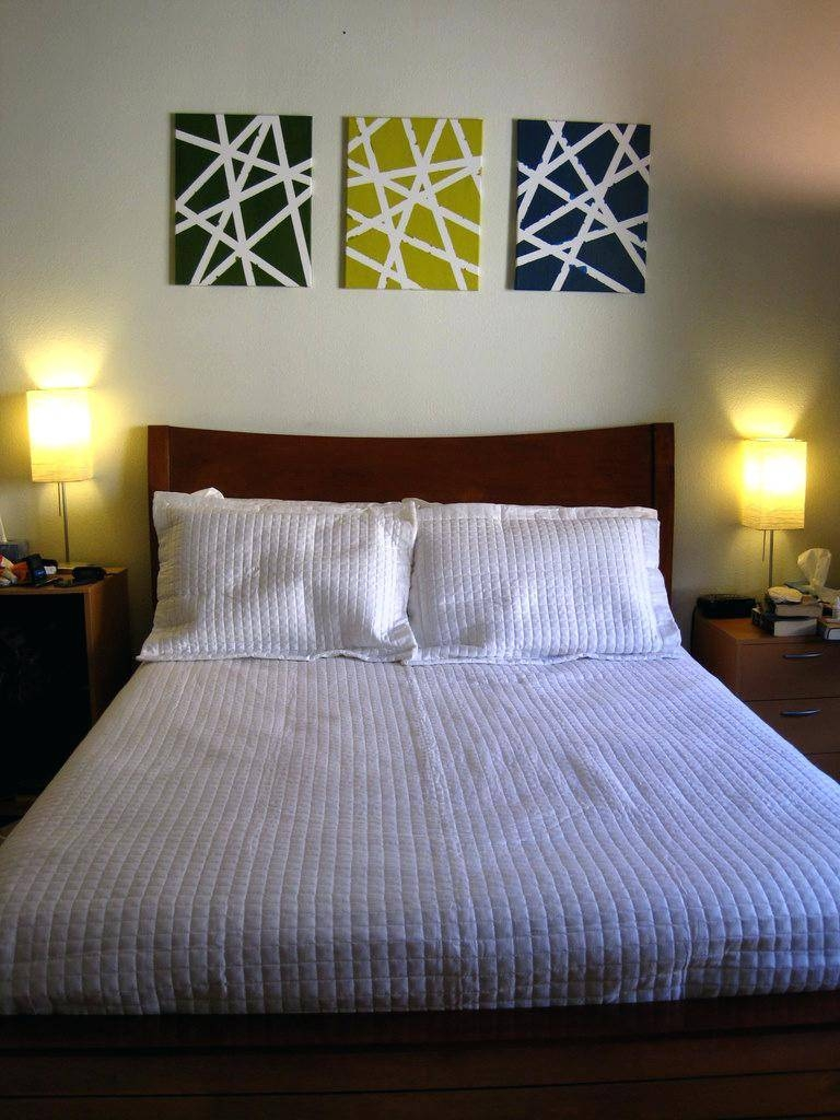 Wall Decor: Terrific Over The Bed Wall Decor For Your House (View 10 of 20)