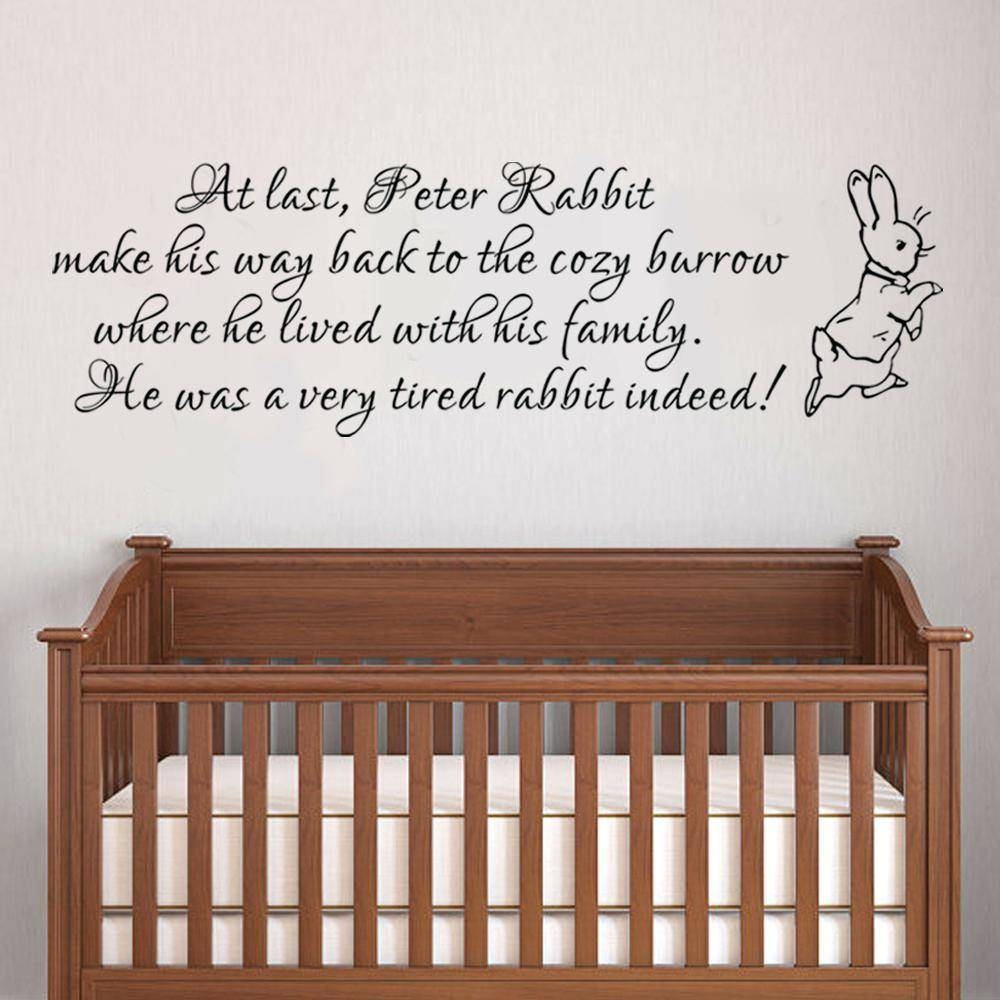 Wall Decor: Terrific Peter Rabbit Wall Decor For Inspirations In Most Current Peter Rabbit Wall Art (View 7 of 15)