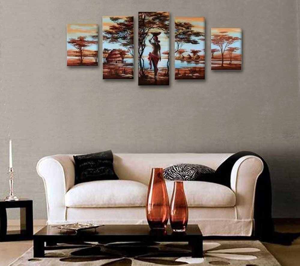 Wall Decor. Top 20 African American Wall Art And Decor: African Pertaining  To Most