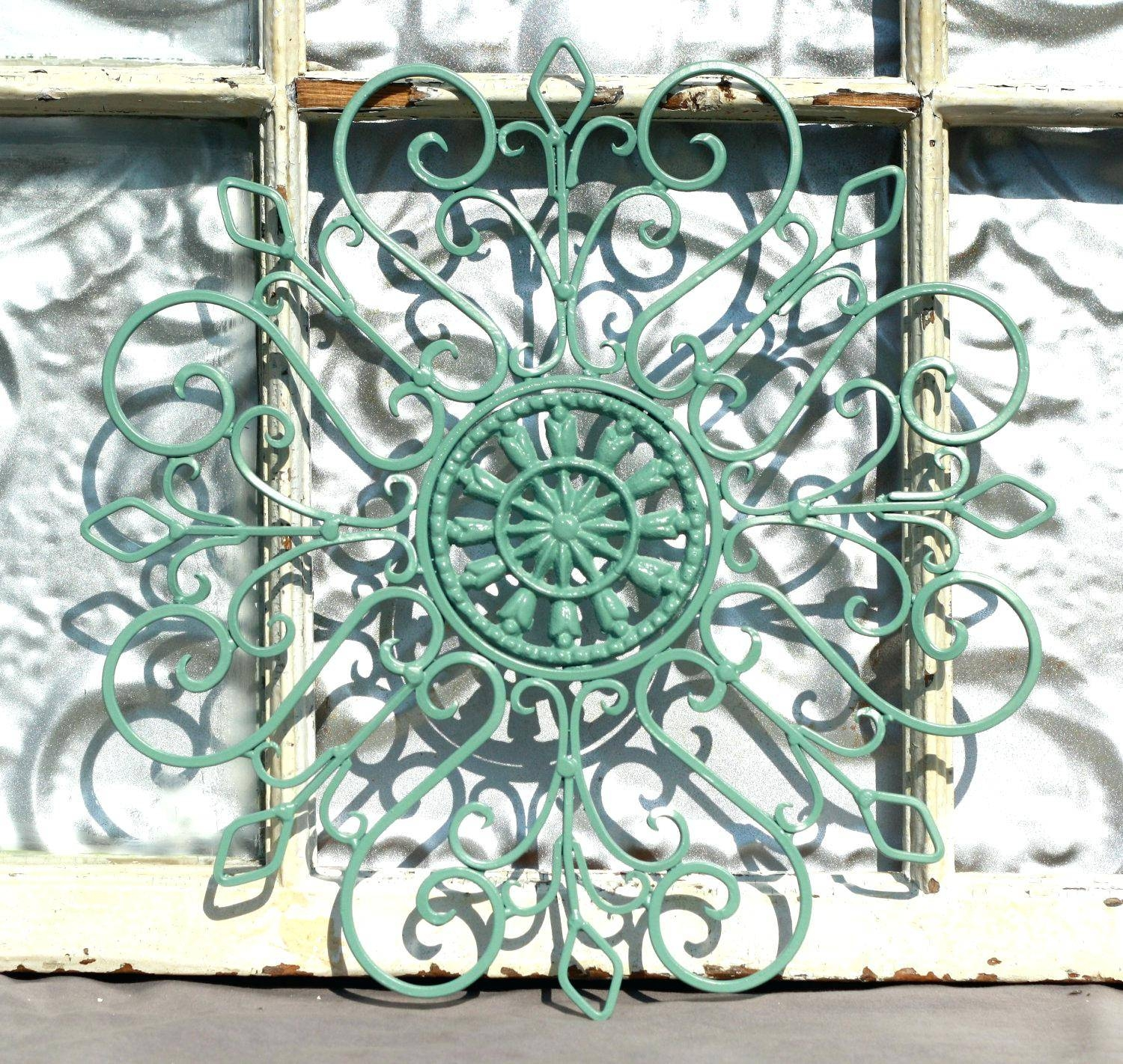 Wall Decor : Tuscan Bronze Circles Overlay Metal Wall Decor 89 Within 2018 Tuscan Wrought Iron Wall Art (View 16 of 20)