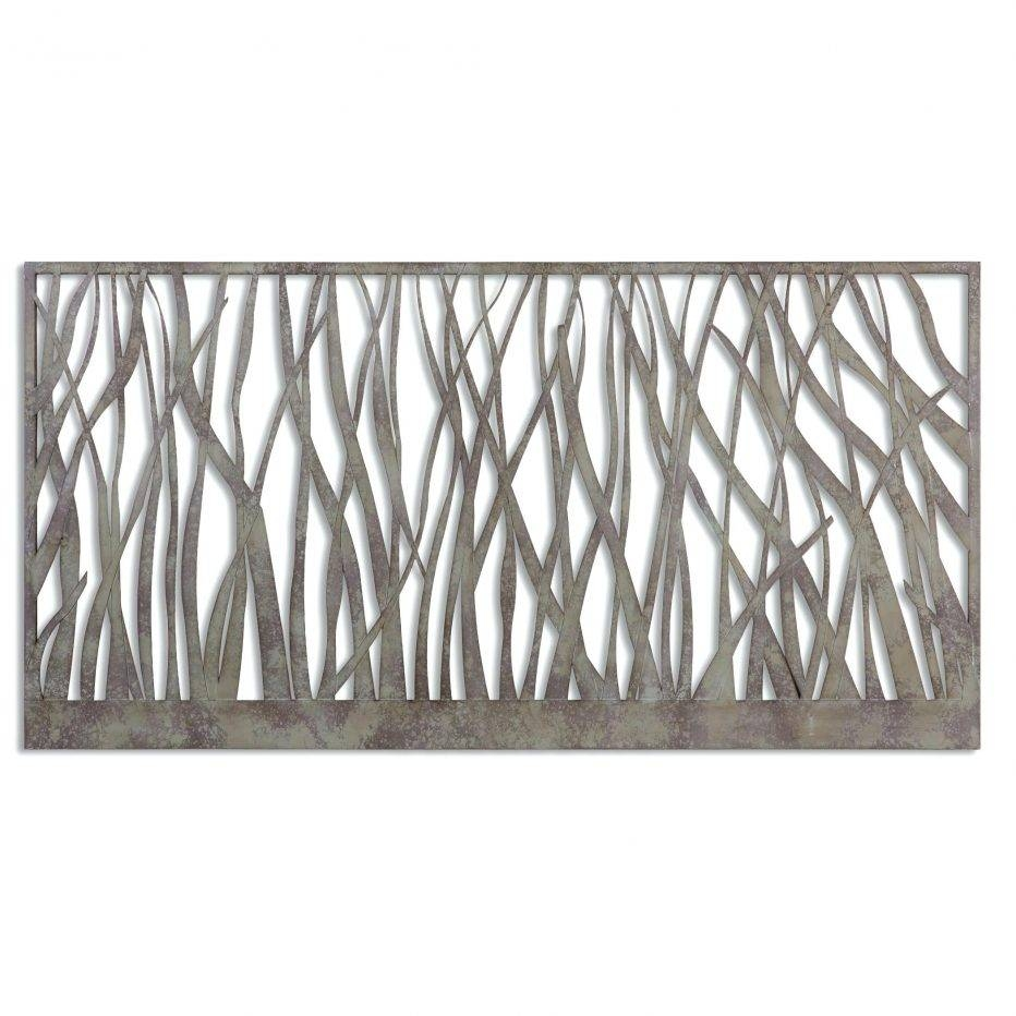 Wall Decor : Uttermost Alternative Wall Decor Azalea Metal Wall With Regard To Most Current Uttermost Metal Wall Art (View 18 of 20)