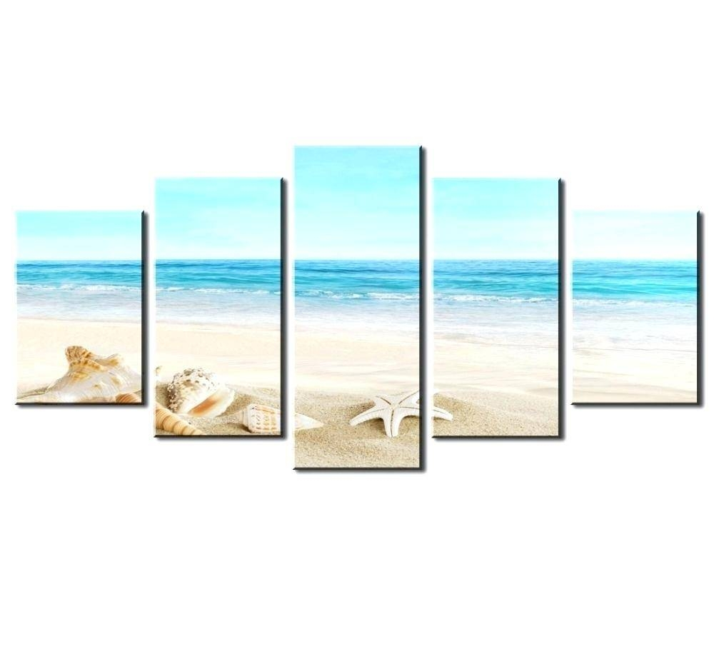 Wall Decor : Wall Decor Beach 85 Stupendous Wall Art Beach Wall Pertaining  To Recent Beach