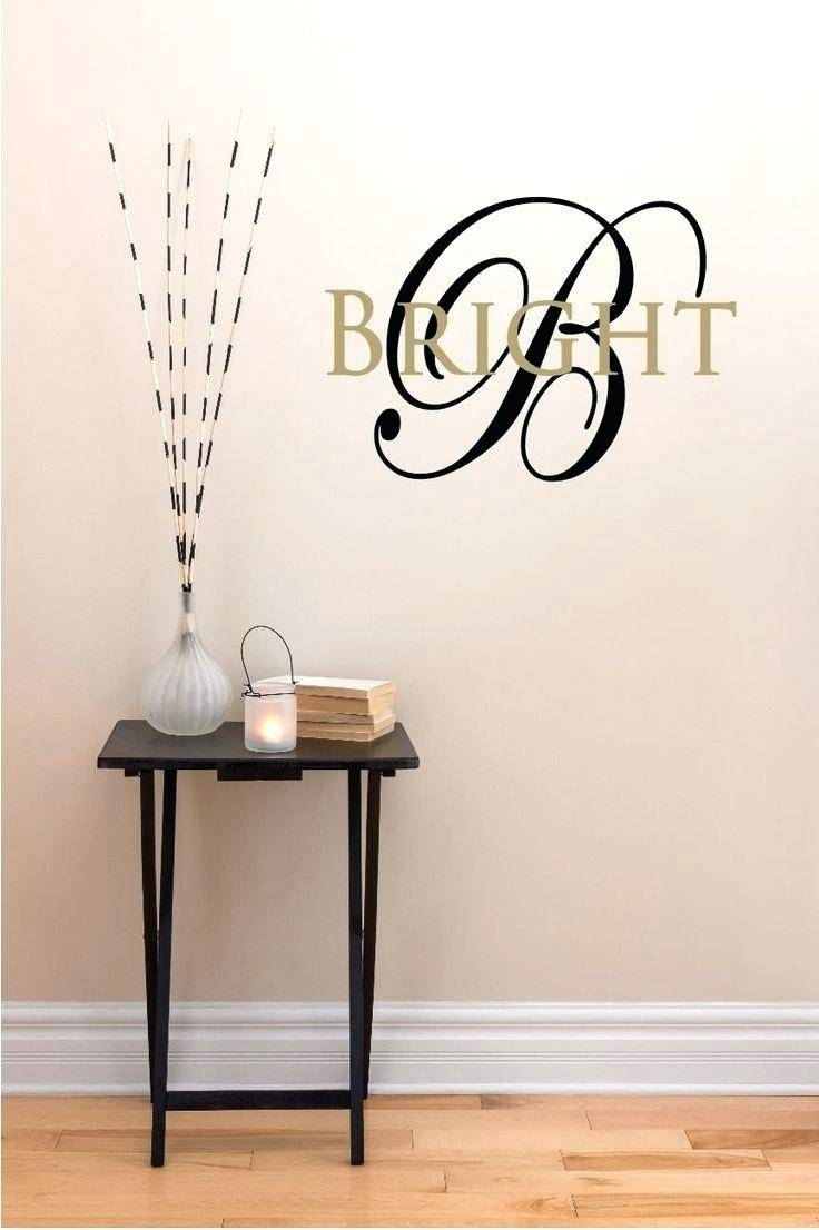 Wall Decor : Wall Decor Terrific Top 25 Best Home Decor Signs Pertaining To 2018 Personalized Last Name Wall Art (View 20 of 20)