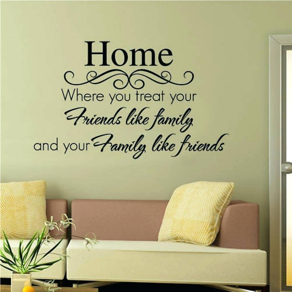 Wall Decor: Winsome Wooden Words Wall Decor Design (View 18 of 22)