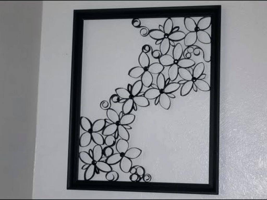 Wall Decor : Wrought Iron Wall Decor Ideas 1000 Ideas About Iron In 2018 Wrought Iron Tree Wall Art (View 15 of 20)