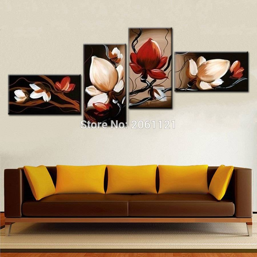 Wall Design: Cheap Abstract Wall Art Photo (View 3 of 20)