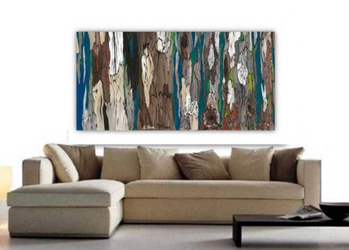 Wall Design: Large Contemporary Wall Art Photo (View 17 of 20)