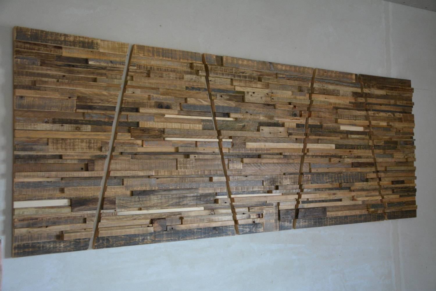Wall Design: Large Wood Wall Art Pictures. Extra Large Wood Wall in Most Recent Large Unique Wall Art
