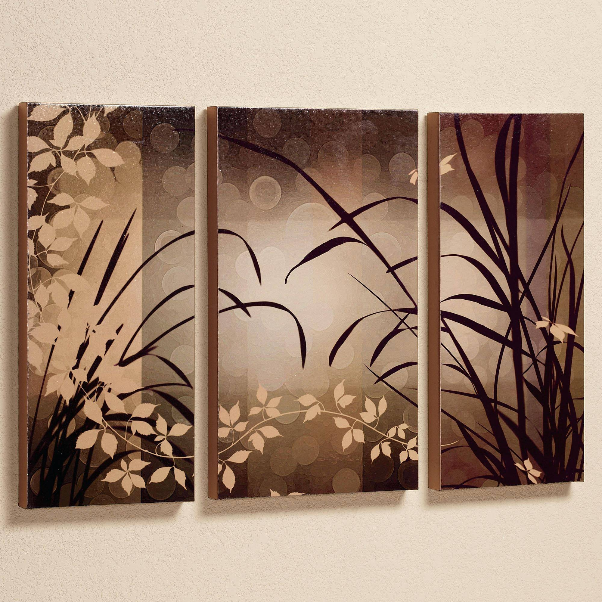 Wall Ideas: 3 Piece Wall Art. 3 Piece Wall Art Black And White (View 27 of 30)