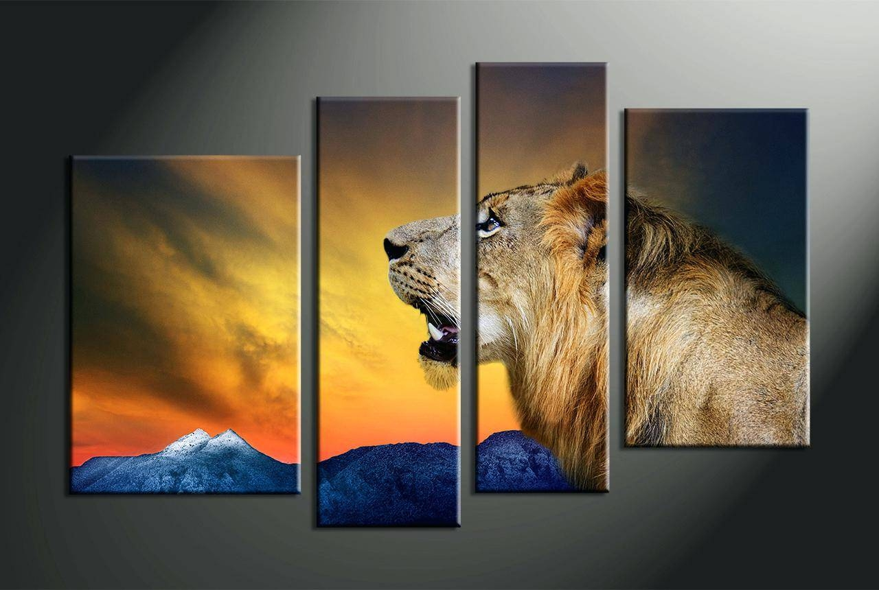 Wall Ideas : 4 Piece Abstract Wall Art 4 Piece Framed Wall Art For Newest 4 Piece Canvas Art Sets (View 3 of 25)