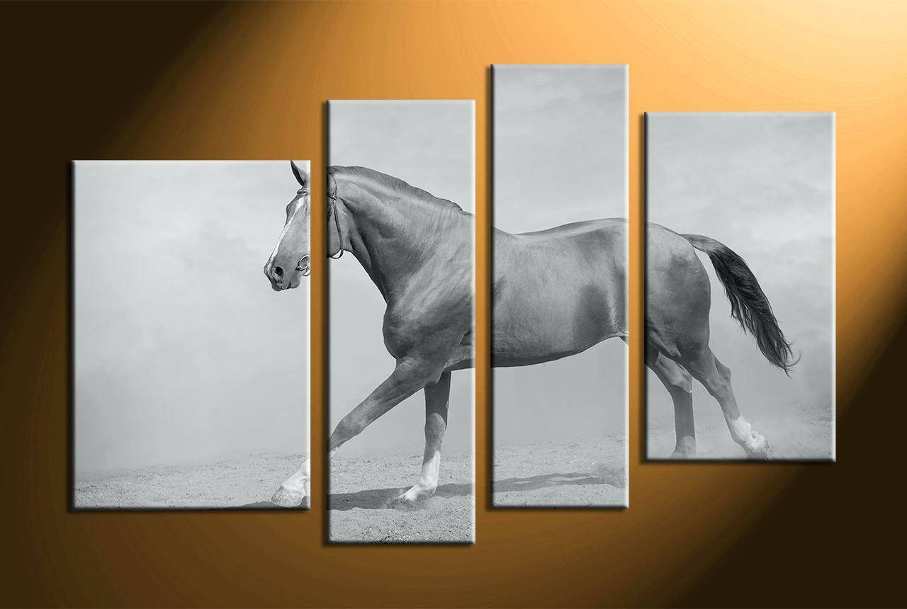 Wall Ideas : 4 Piece Abstract Wall Art 4 Piece Framed Wall Art In Most Up To Date 4 Piece Canvas Art Sets (View 5 of 25)