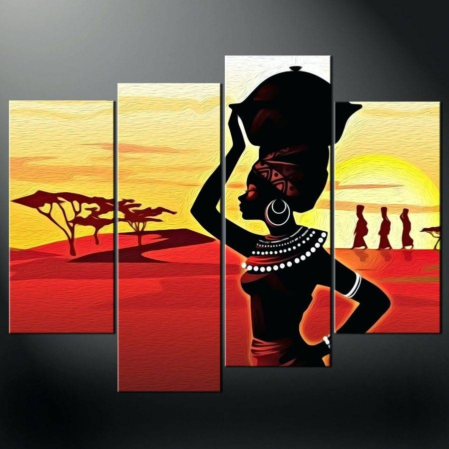Wall Ideas : African Wall Decor For Sale African Wall Art Intended For 2017 African Metal Wall Art (View 26 of 30)
