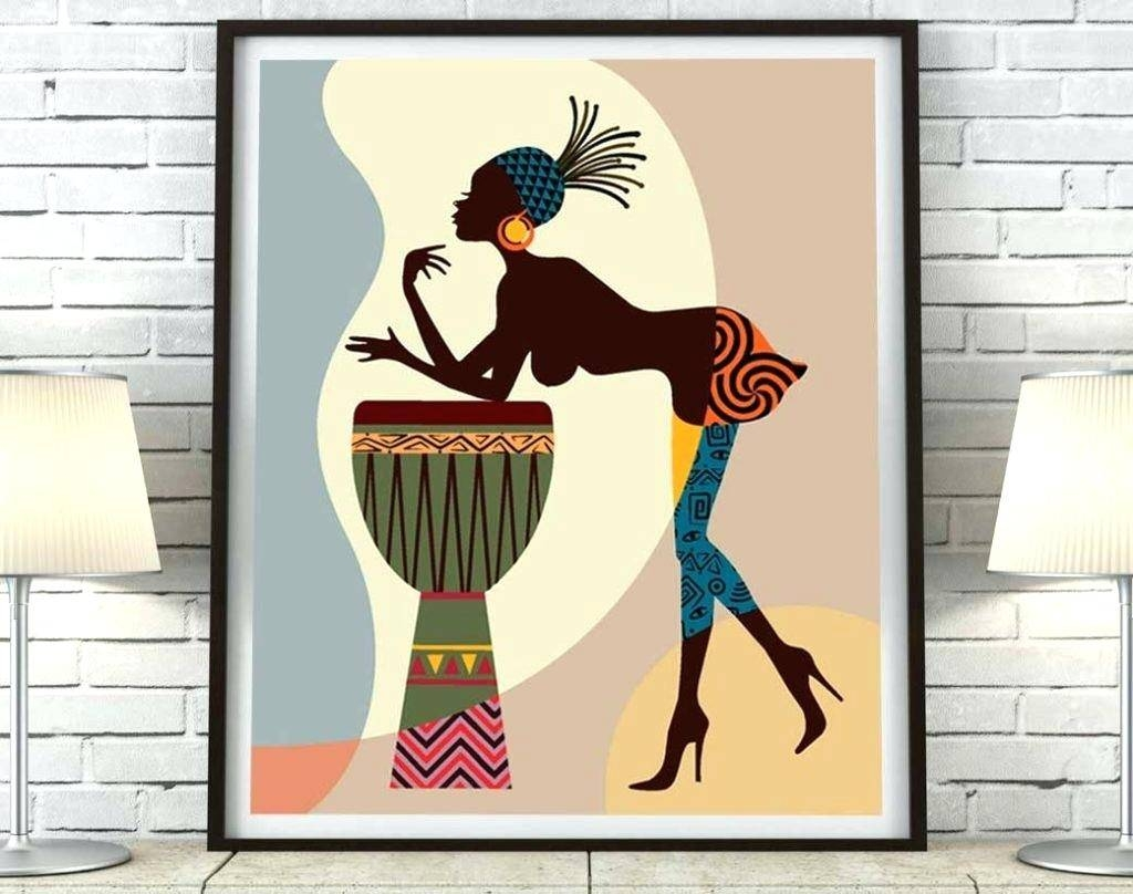 Wall Ideas : African Wall Decor For Sale African Wall Art Regarding Most Popular African Metal Wall Art (View 28 of 30)
