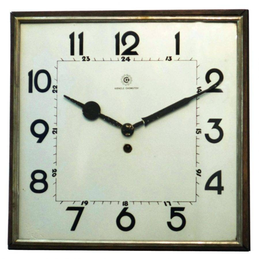 Wall Ideas : Art Deco Wall Clock Art Deco Wall Clock Sticker Art Within Most Recent Large Art Deco Wall Clocks (View 14 of 30)