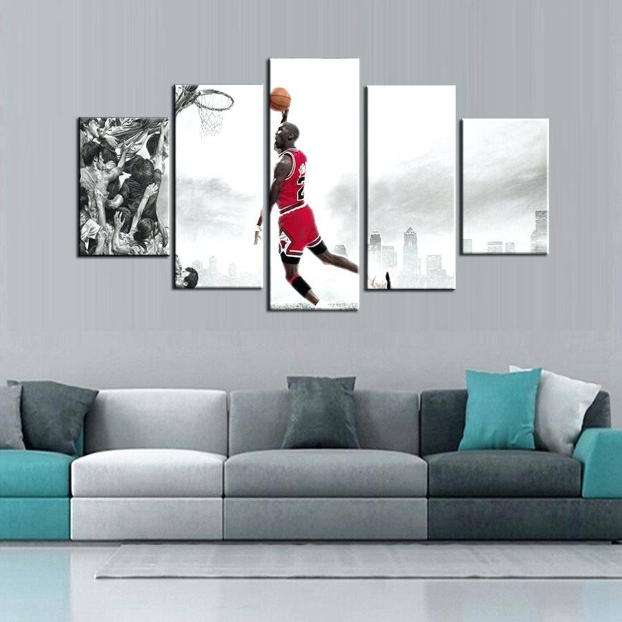 Wall Ideas: Basketball Wall Art (View 25 of 25)
