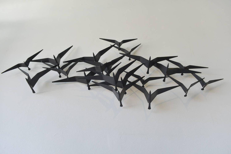 Wall Ideas: Bird Metal Wall Art Photo (View 5 of 25)