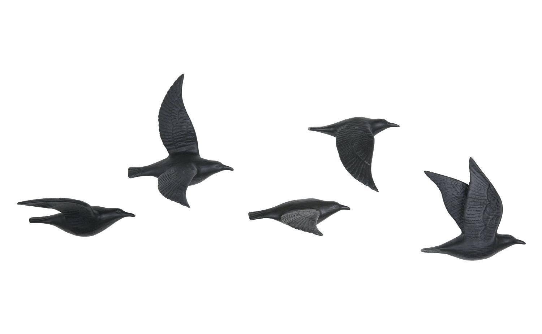 Wall Ideas : Birds In Flight Wall Daccor Loading Zoom Bird Panels Within Latest Target Bird Wall Decor (View 21 of 30)