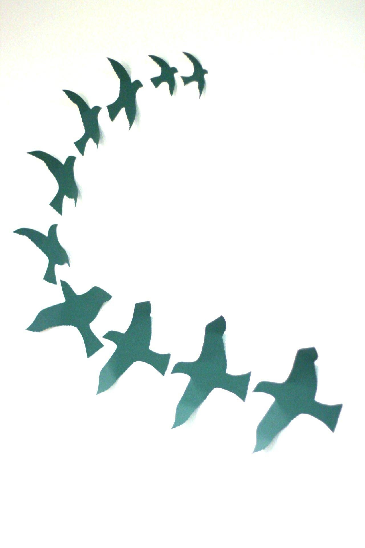 Wall Ideas : Birds Wall Art Images Ceramic Birds Of Flight Wall Inside Best And Newest Flying Birds Metal Wall Art (View 15 of 25)
