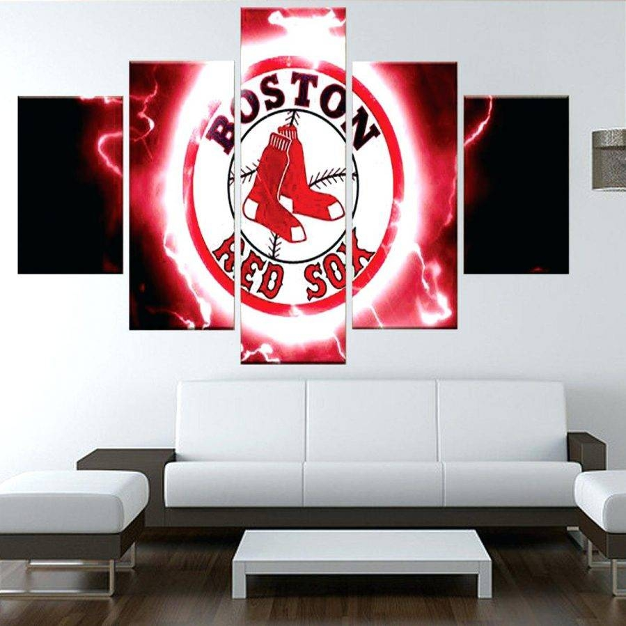 Wall Ideas : Boston Terrier Metal Wall Art Boston Celtics Wall Art For Recent Red Sox Wall Decals (View 29 of 30)